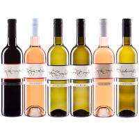 Die Burgunderkiste 6 Weine aus der Burgunderfamilie